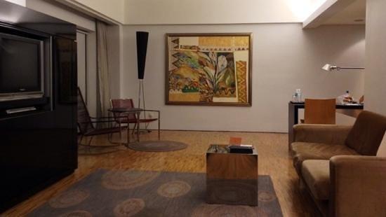 Hotel Maya Kuala Lumpur : living area