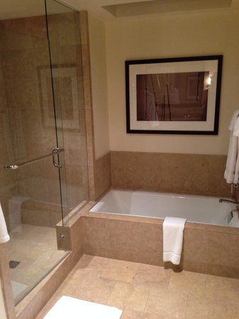Carmel Valley Ranch: Bath and shower