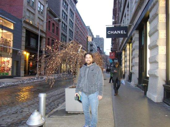 SoHo: Calles