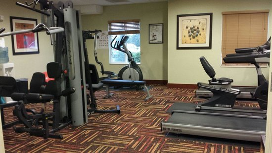 Holiday Inn Express Suites Chehalis - Centralia: Fitness center