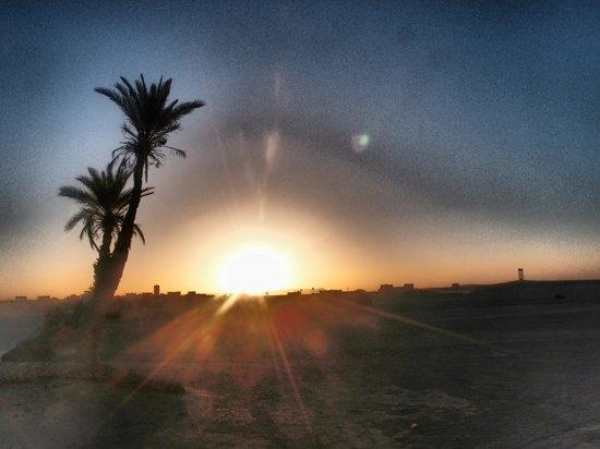 Riad Mamouche: vistas al paraíso