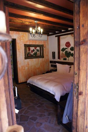 Posada de las Flores Loreto: Our room