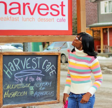 Harvest Cafe : You Have To Eat Here!!