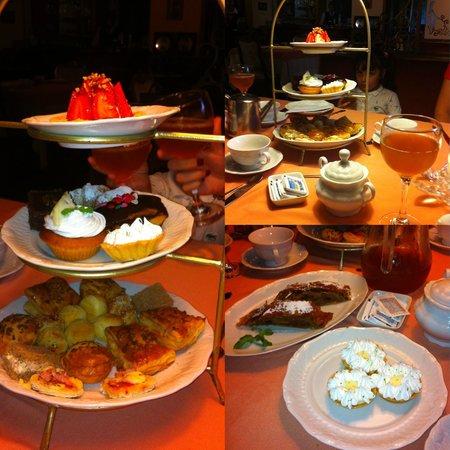 Hotel Ritta Höppner: Delícias do Chá da Tarde!