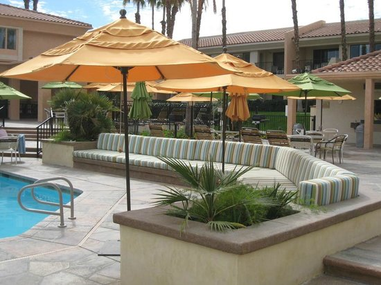 Welk Resorts Palm Springs: pool area