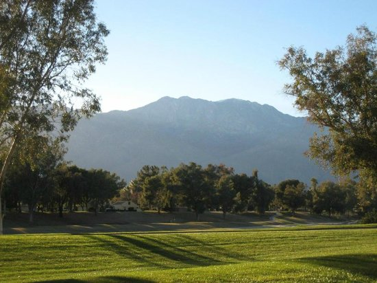 Welk Resorts Palm Springs: mountain view