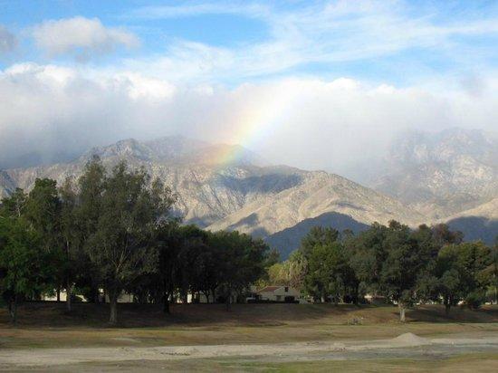 Welk Resort Palm Springs - Desert Oasis: mountain view