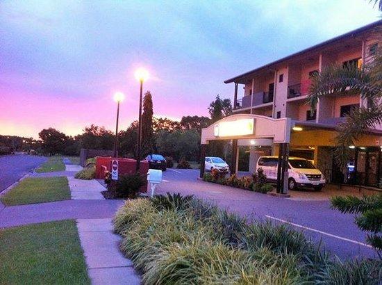 Quality Hotel Darwin Airport: Gateway