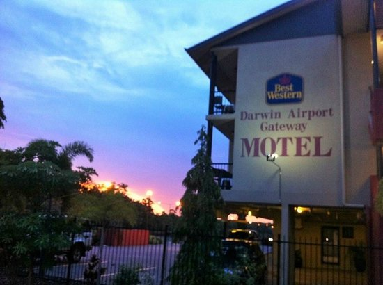 Quality Hotel Darwin Airport: Motel