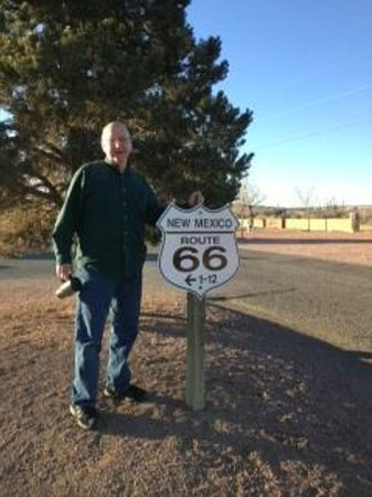 USA RV Park on Route 66