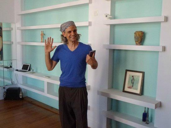 "Alejandro Puerta Tango Teachings: The ""man"""
