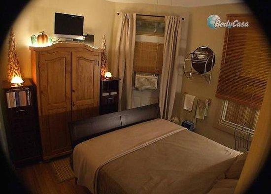 Lentracte Home : chambre 1
