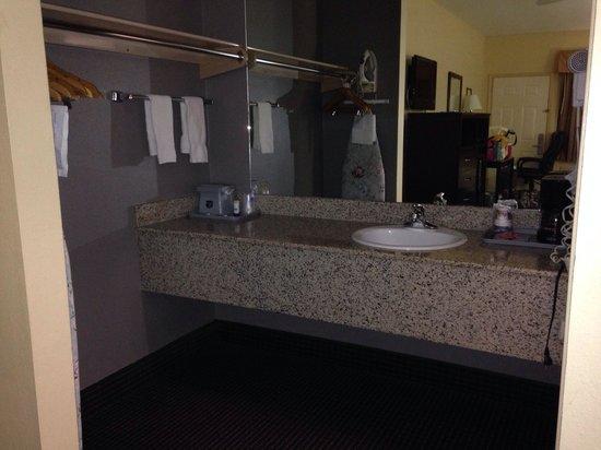 Best Western West Monroe Inn : Bathroom
