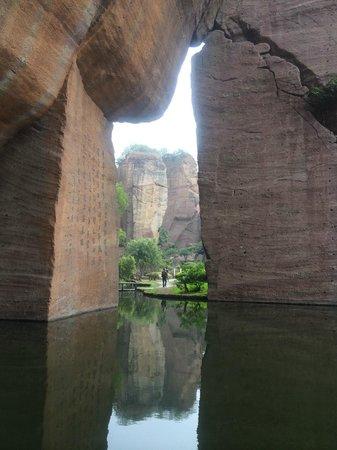 ancient quarry of Lotus mountain