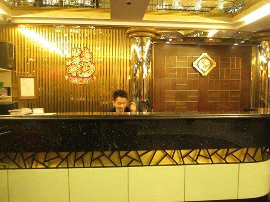 Holiday Hotel: Lobby Room