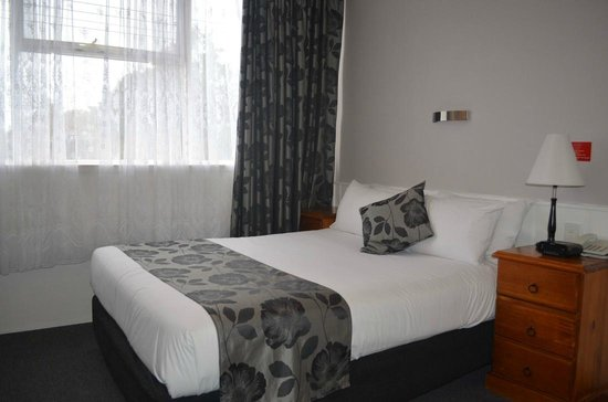 Adelaide Airport Motel: Standard Spa Room