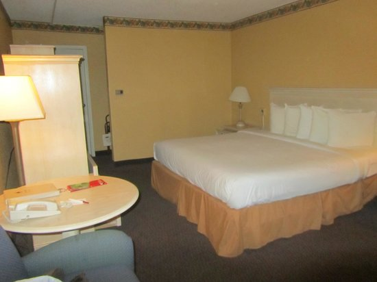 International Palms Resort & Conference Center: Our room