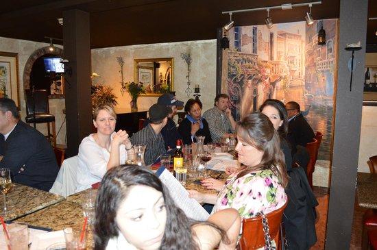 Vivendo Ristorante: Family fun at Vivendo's