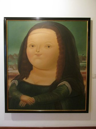 Musée de Bogota : Museo Botero