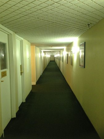 "Millennium Harvest House: Somehow this feels like ""The Shining."""