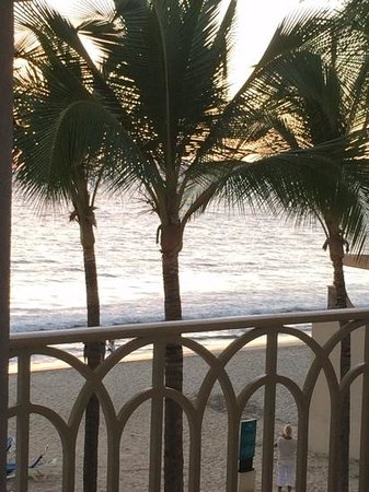 Hotel Riu Vallarta : view of ocean