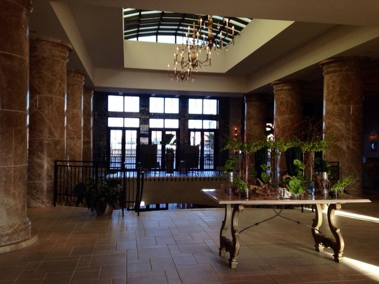Eilan Hotel & Spa, Autograph Collection: Amazing lobby