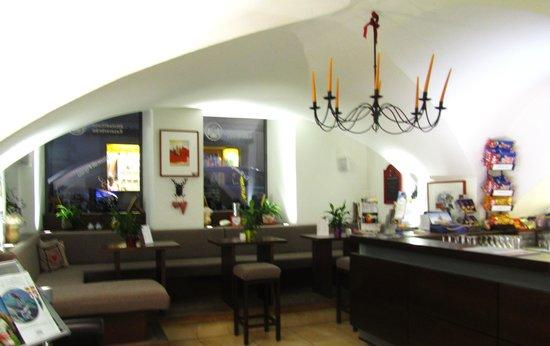 Altstadthotel Kasererbräu: Lobby/Bar