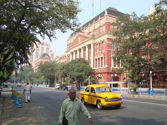 BBD Bagh (formerly Dalhousie Square): The Writers Building
