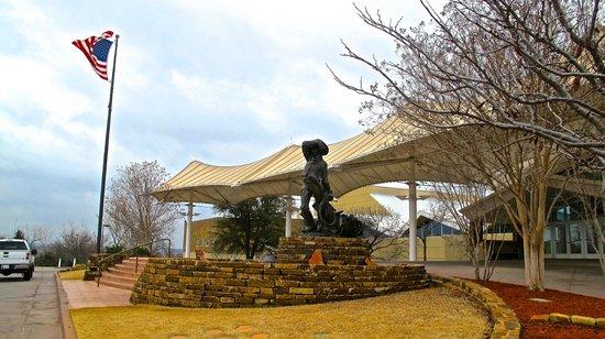 National Cowboy & Western Heritage Museum : Entrance