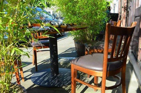Thai Pinto restaurant: Suney