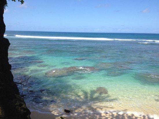 Pali Ke Kua Beach (Hideaway s Beach): Da Beach