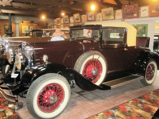 Franklin Museum: Classic Franklin Auto