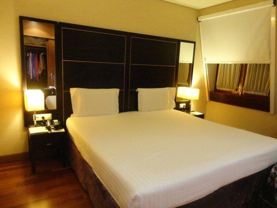 Eurostars Das Artes Hotel: double room