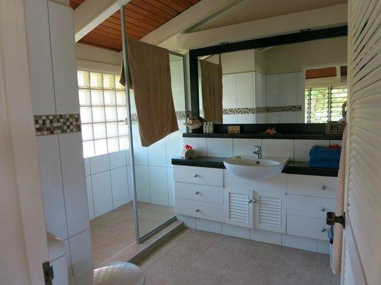 Musket Cove Island Resort: Resort Villa