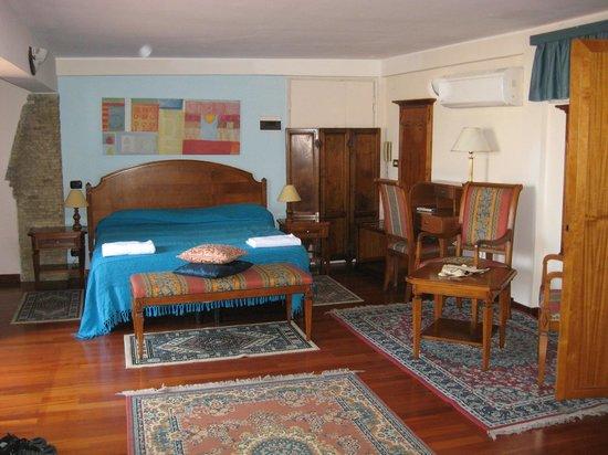 Hotel Rimini: Bedroom