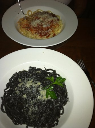 Guido's: pasta, pasta