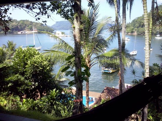 Pousada Jamanta : Vista de cima
