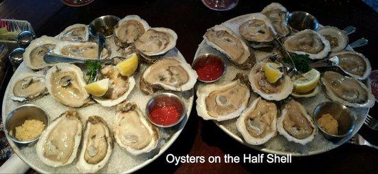 Pappadeaux: Gulf Coast Oysters
