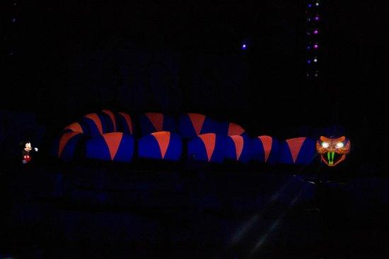 Fantasmic! : Fantasmic Show