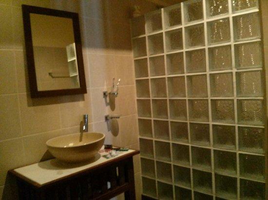 Tribal Hills Mountain Resort : the bathroom