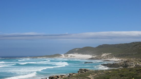 Ocean from the Cape of Good Hope
