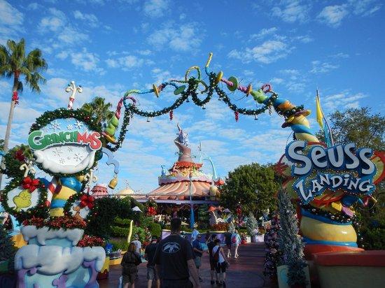 Universal's Islands of Adventure: Dr. Seuss Land