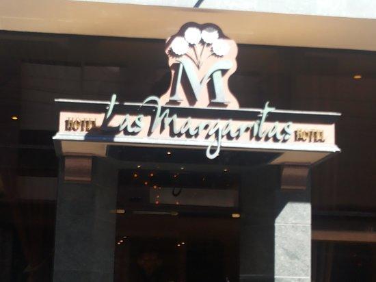 Hotel Las Margaritas: Fachada Las Margaritas