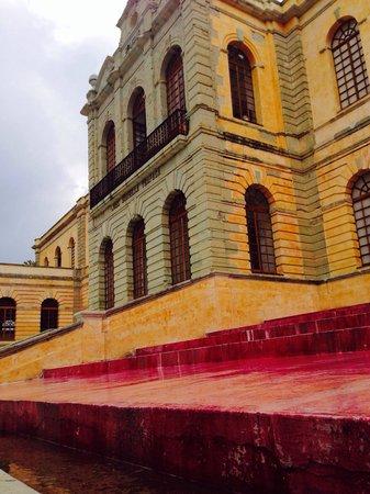 San Agustin Etla, Mexico: Centro de artes de San Agustín Etla