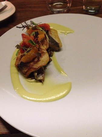 The Lexington House: Branzino