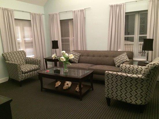 Hyatt Place Long Island East End: Sitting area