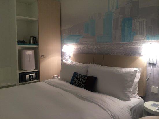 OZO Wesley Hong Kong: room