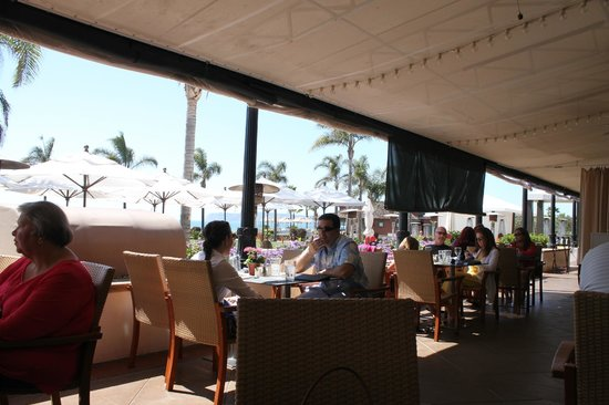 Coronado Sheerwater Restaurant: view from our table