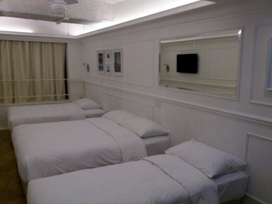 Mini Hotel Causeway Bay Hong Kong: ..clean and comfy