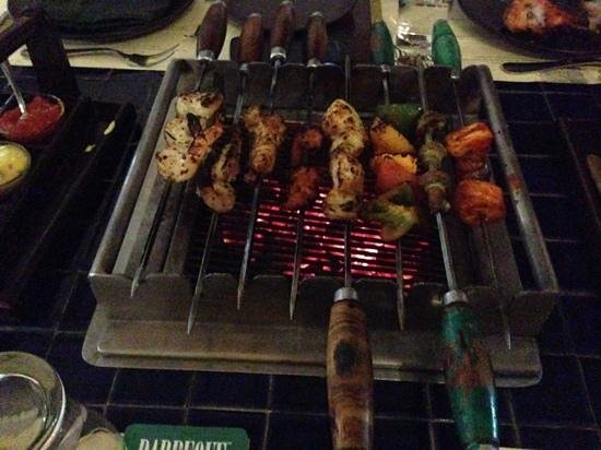 Barbeque Nation: yami!!!!